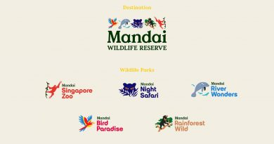 Singapore Wildlife Reserve is now under one brand – Mandai Wildlife Reserve, announces changes to visual identities